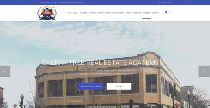 Cherry Tree Real Estate Academy
