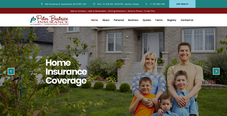 Peter Beatrice Insurance Agency