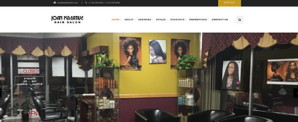 Joan Kreative Hair Salon