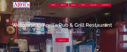 April's Pub & Grill Restaurant